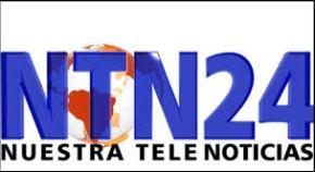 Entrevista Discrepante en NTN24Televisión